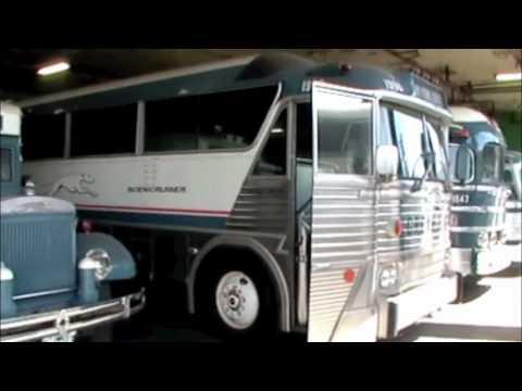 Scenicruise 2011 Greyhound Historic Fleet Tour