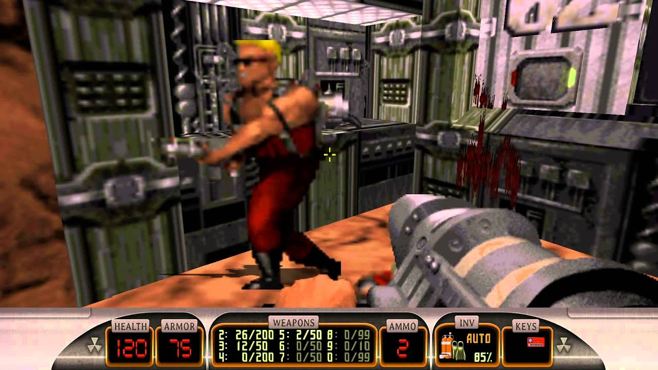 Duke Nukem 3d Online Multiplayer