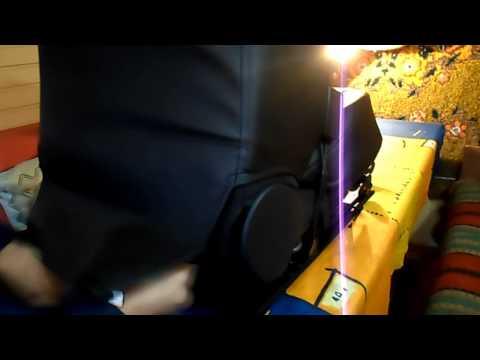 """Установка чехлов """"Автопилот"""" из экокожи на Skoda Octavia A5 2012г (часть 1) [Ermmak]"""