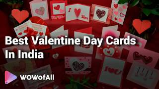 14 Best Valentine Day Cards In India 2019