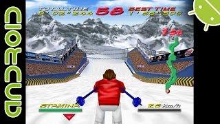 Big Mountain 2000 | NVIDIA SHIELD Android TV | Mupen64Plus AE Emulator [1080p] | Nintendo 64