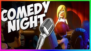 The Funniest Comedian EVER! | Comedy Night Gameplay