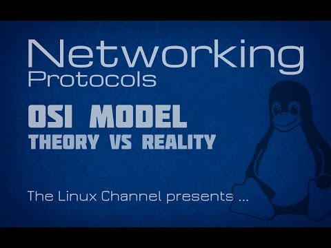 Online Course - Networking Protocols - Episode2 - OSI Model - Theory vs Reality