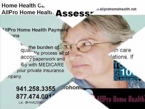Skilled Nursing Care Port Charlotte Florida AllPro Home Health Care