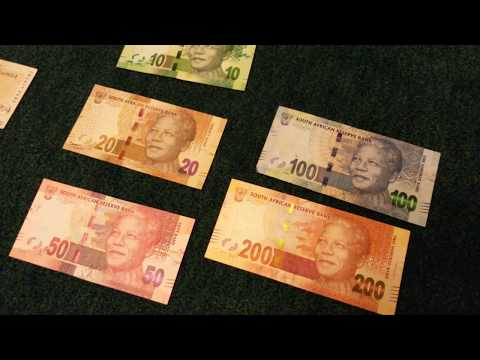 #Currency special part 60: South African Rand / ft. Alexandra