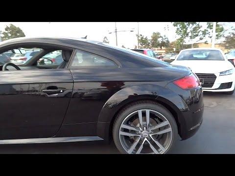 2016 Audi TT San Francisco, Bay Area, Peninsula, East Bay, South Bay, CA A2196