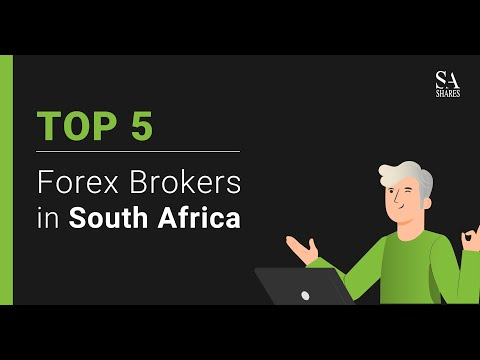 BEST 5 FOREX BROKERS IN SOUTH AFRICA ( Revealed ) 🔎