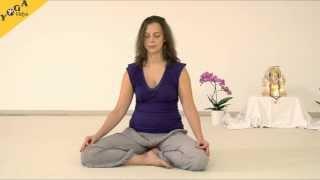 1b - Lange Praxis (1. Woche) - Einfache Mantrameditation - Yoga Vidya Meditationskurs
