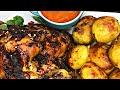 Jerk Chicken Recipe | Onyi Emy's kitchen
