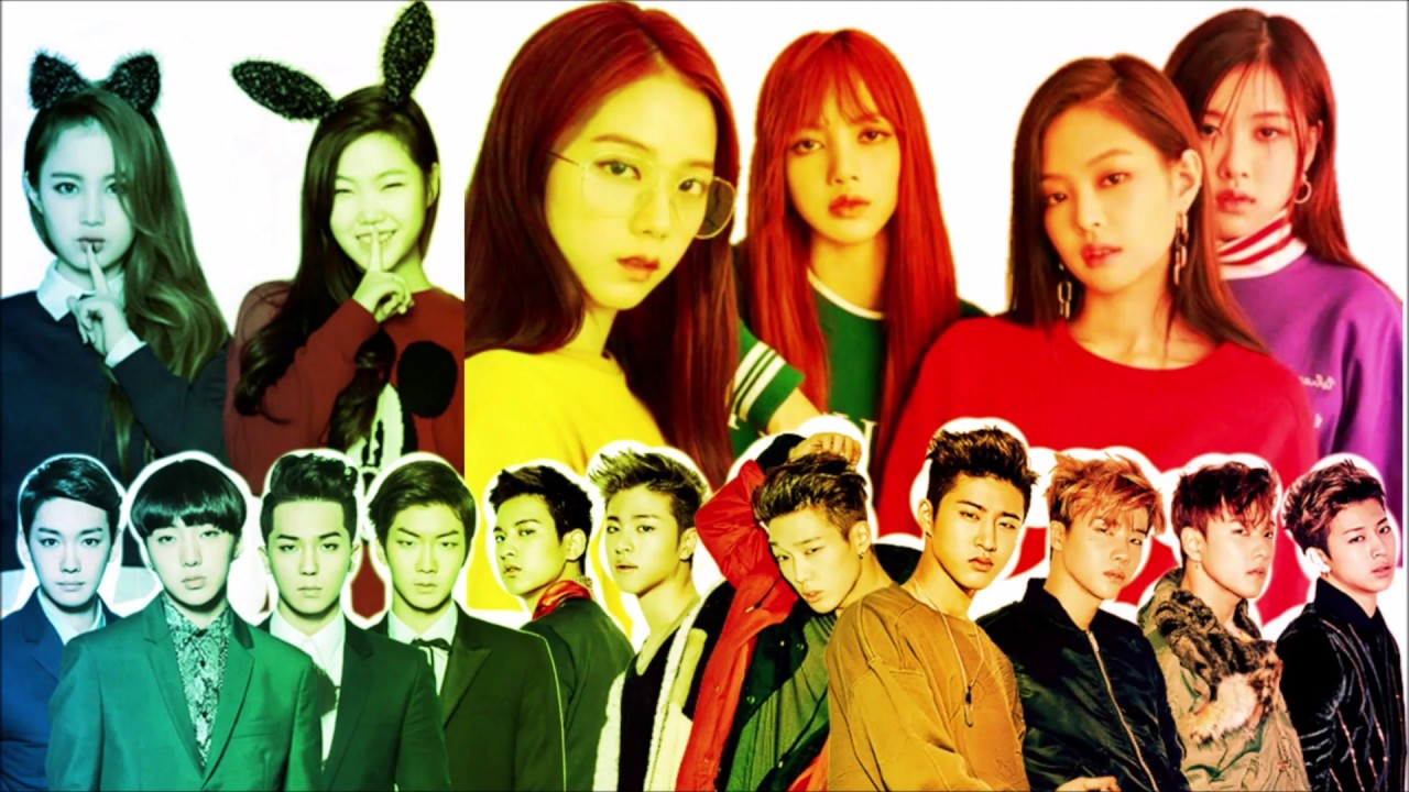 YG Family Concert 2019 (BLACKPINK, AKMU, IKON, WINNER, LEE ...