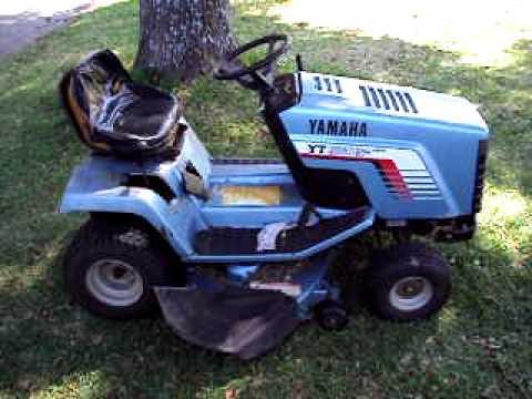 Yamaha Tractor Yt