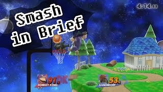 Smash in Brief - Dunkey Kong the NBA Champion