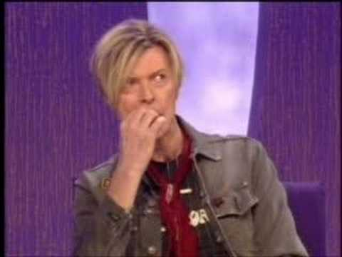 David Bowie interview - 2003 - part1 - YouTube