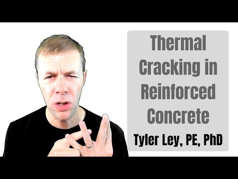 Thermal Cracking In Reinforced Concrete