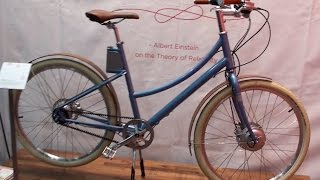 Faraday Electric Bikes: Porteur & Cortland Step Thru | Electric Bike Report
