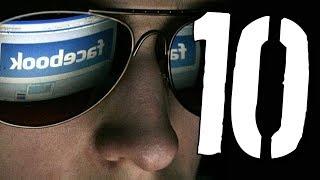 10 niepokojących faktów o facebooku [TOPOWA DYCHA]