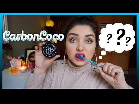 Carbon Coco Teeth Whitening Review IN URDU/HINDI