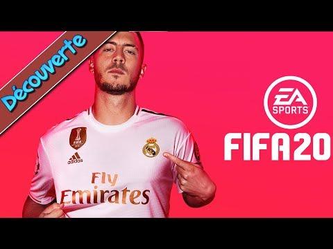 J'AI JOUÉ A FIFA 20 !!