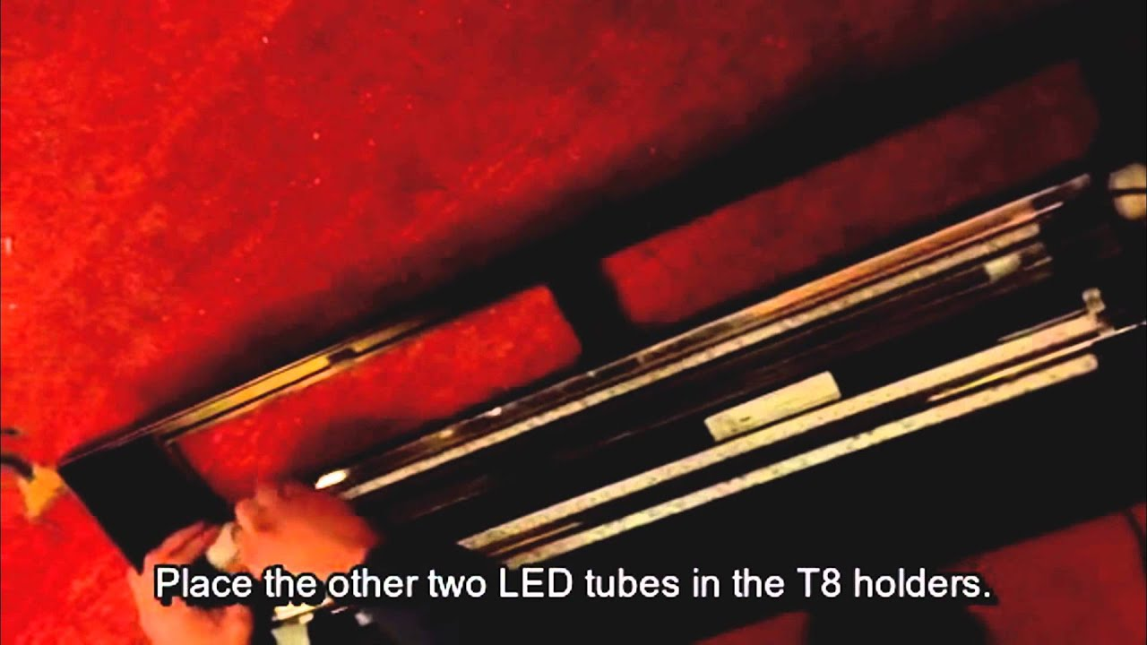 Sera Led Beleuchtung | Diy How To Mount More Than 2 Sera Led X Change Tubes In A Juwel