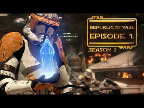 Star Wars: Republic At War |Season 2| (#1) - Приказ 66