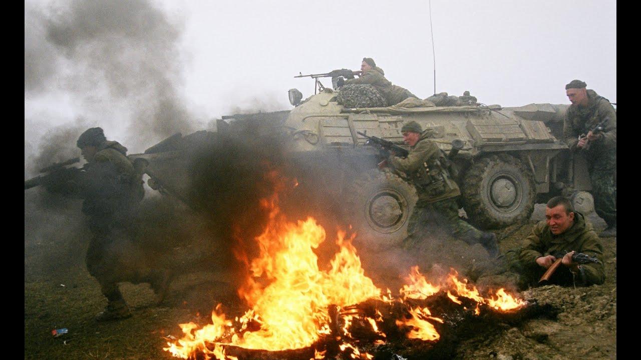 Необъявленная война ГТРК Псков, 1995 ЧЕЧНЯ!