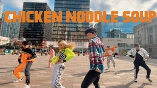 [KPOP IN PUBLIC] J-Hope - Chicken Noodle Soup (feat. Becky G) Dance cover by FDS (Vancouver)