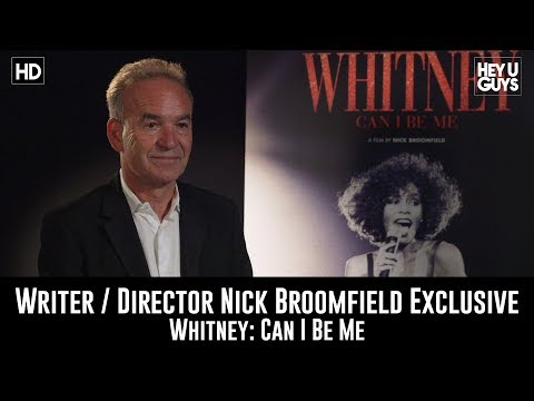 Director Nick Broomfield Exclusive Interview - Whitney: Can I Be Me