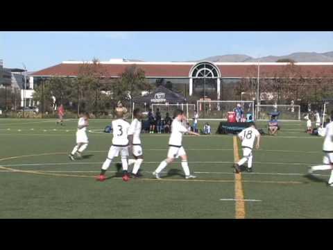 Santa Rosa United vs San Jose Earthquake • 11 12 16 • 100 • U12