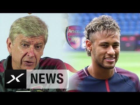 Arsene Wenger über Neymar-Transfer und Auswirkungen   FC Arsenal