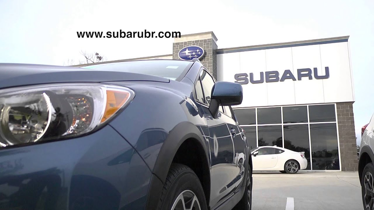 subaru of baton rouge new used car dealership youtube. Black Bedroom Furniture Sets. Home Design Ideas