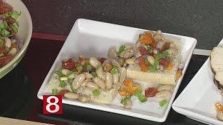 Summer Small Plates: Mediterranean White Bean Salad