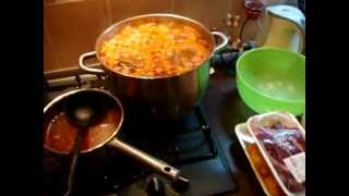 Рецепт домашней солянки