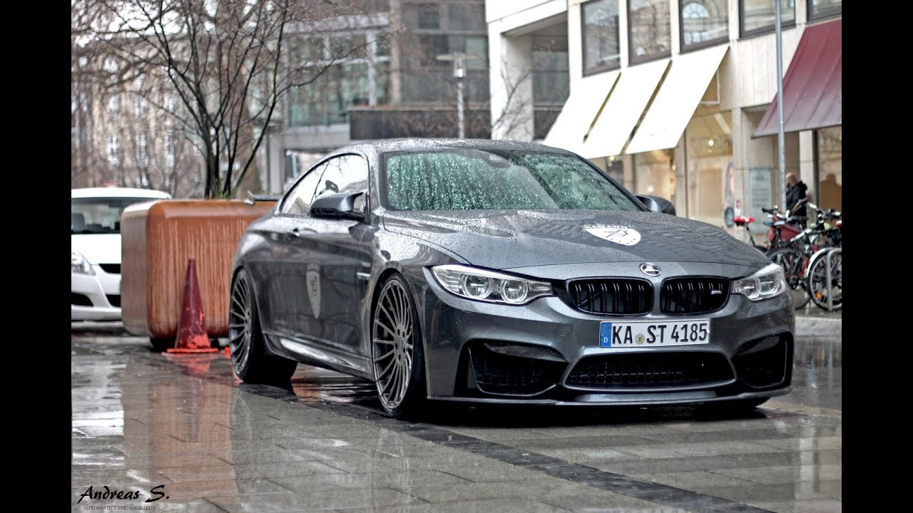 hamann bmw m4 w akrapovic exhaust pure sound revs and. Black Bedroom Furniture Sets. Home Design Ideas