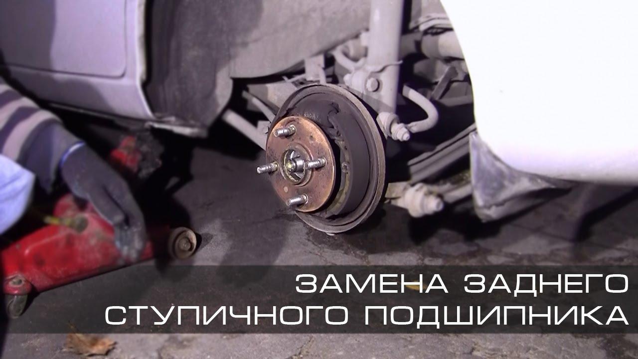 Уаз Патриот _ рокот подшипника генератора - YouTube