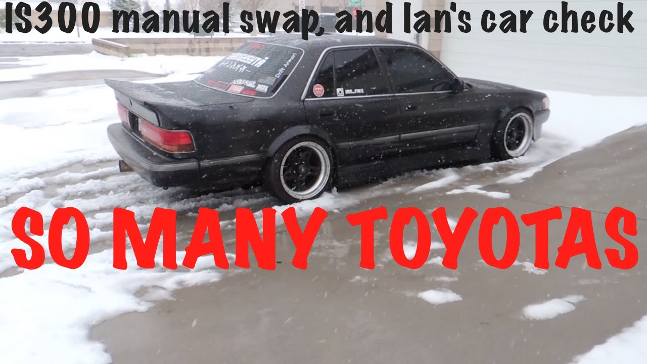 is300 manual trans swap and more cressidas angle mods and car rh youtube com 2002 is300 manual swap lexus is300 manual transmission conversion