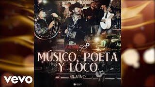 Calibre 50 - Músico, Poeta Y Loco (En Vivo / Audio)