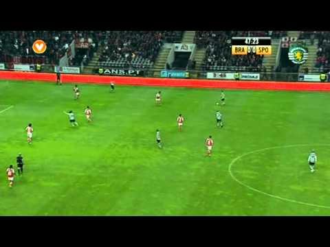 15J :: Braga - 2 x Sporting - 1 de 2011/2012