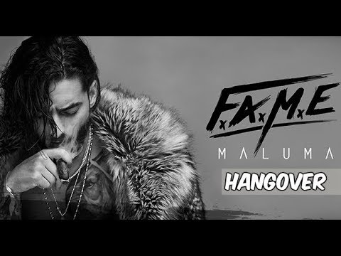 Maluma - Hangover ft. Prince Royce (Hungarian lyrics\Magyar felirat)