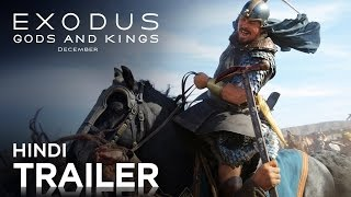 EXODUS: GODS AND KINGS | Official Hindi Trailer [HD]
