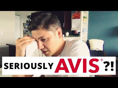 I Called Avis To Dispute My Car Rental Bill And It Got... Interesting