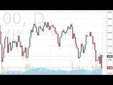 FTSE 100 Week Forecast for the week of January 18 2016, Technical Analysis