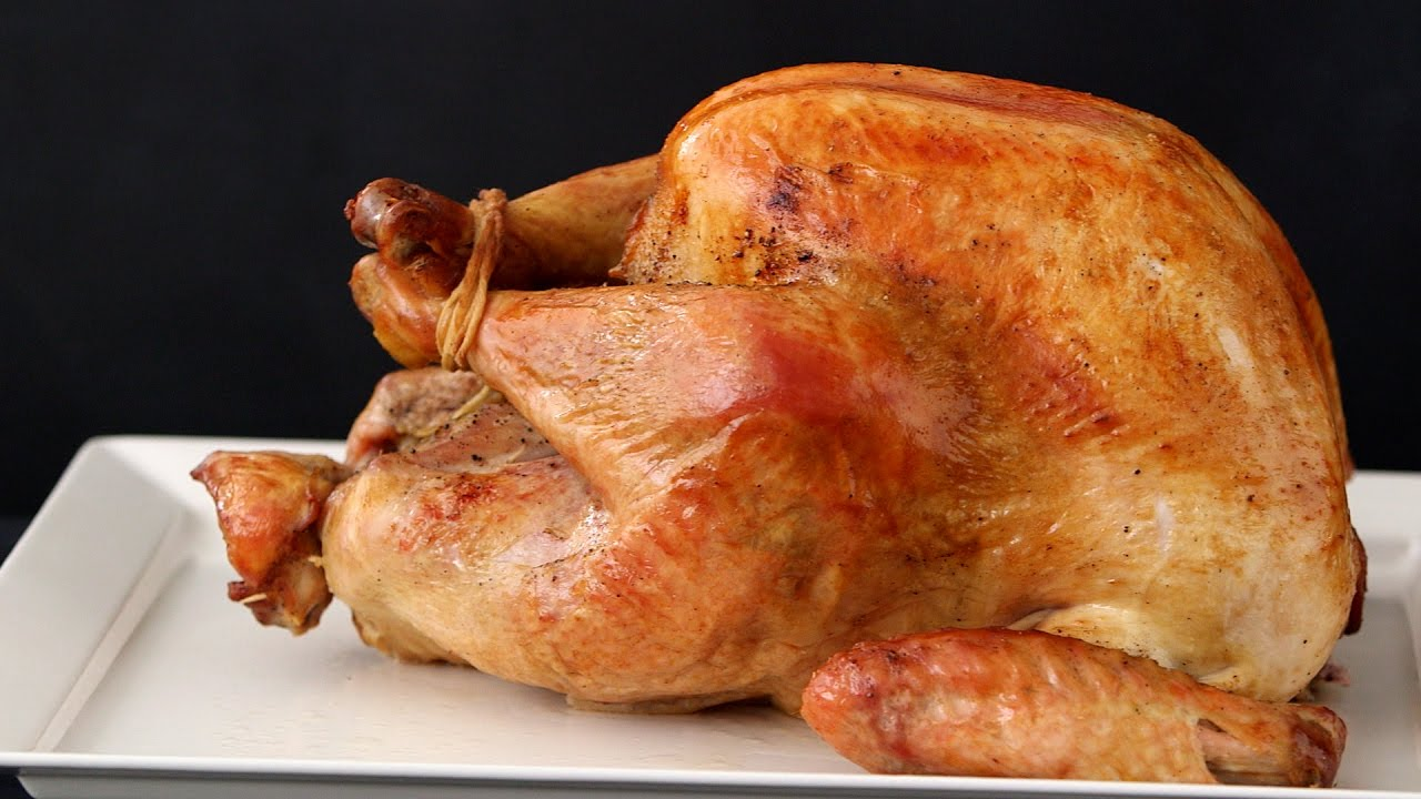 The Golden Rules For Roasting A Turkey Kitchen Conundrums With