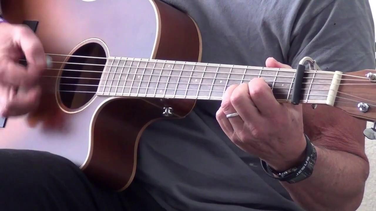 A New Name In Glory Guitar Youtube