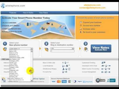 Brazil Virtual Number | Numero Virtual do Brasil