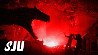 Jurassic World Short: Better Than The Movies? | SJU