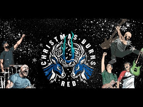 August Burns Red virtual 'Christmas Burns Red' livestream show ..!