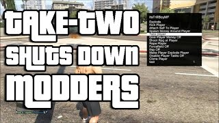 GTA V Mods Shut Down By Goons - The Know