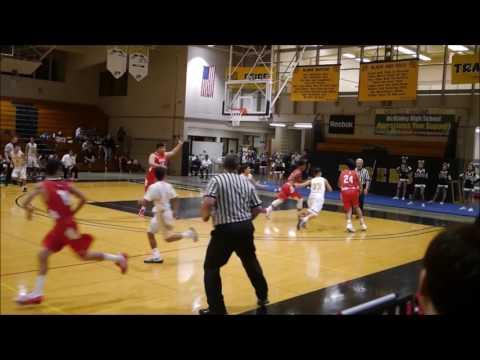Kahuku Red Raider Basketball 20 Ethan Erickson  11717  click2ED videos