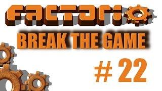 Factorio Break The Game 22 Mk3 Solar Blueprint