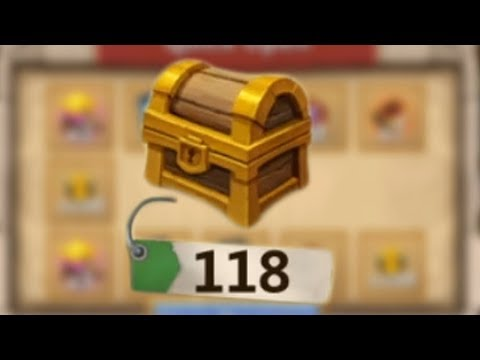 Just Opening Some Fortress Chests | Castle Clash